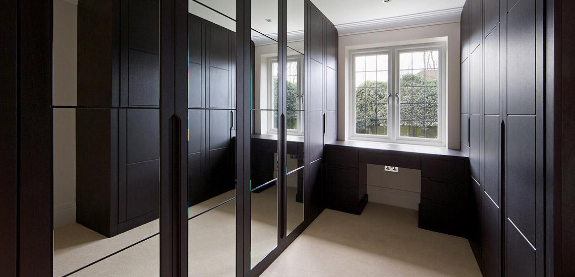 Fitted Wardrobes Ideas | Modern Bedroom Ideas