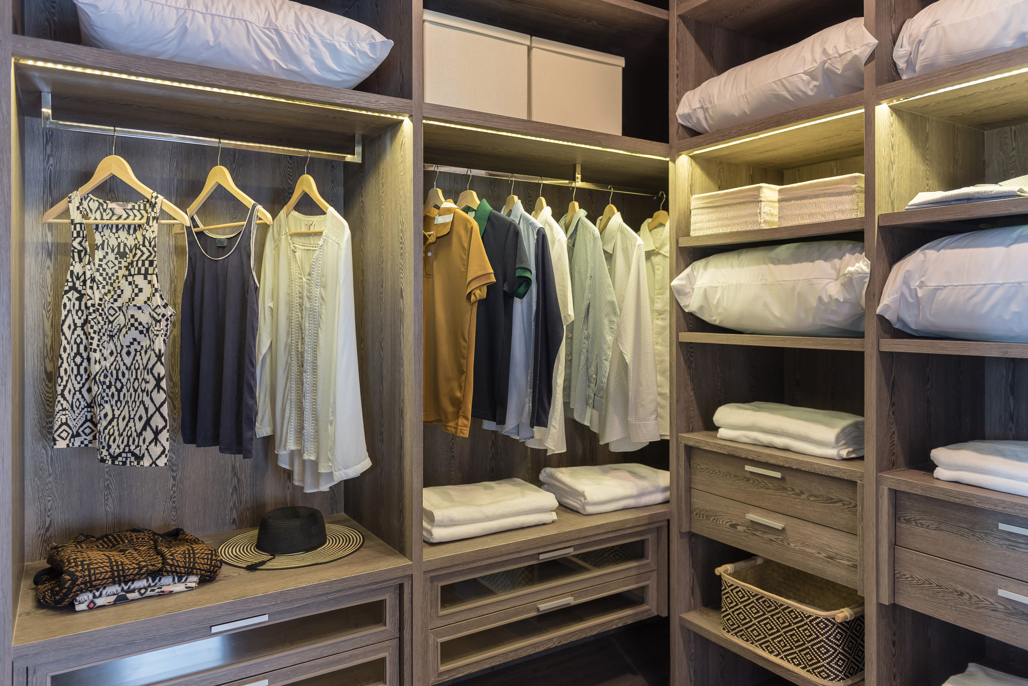 Fitted Wardrobes Ideas - Walk In Wardrobe Design Richmond, London