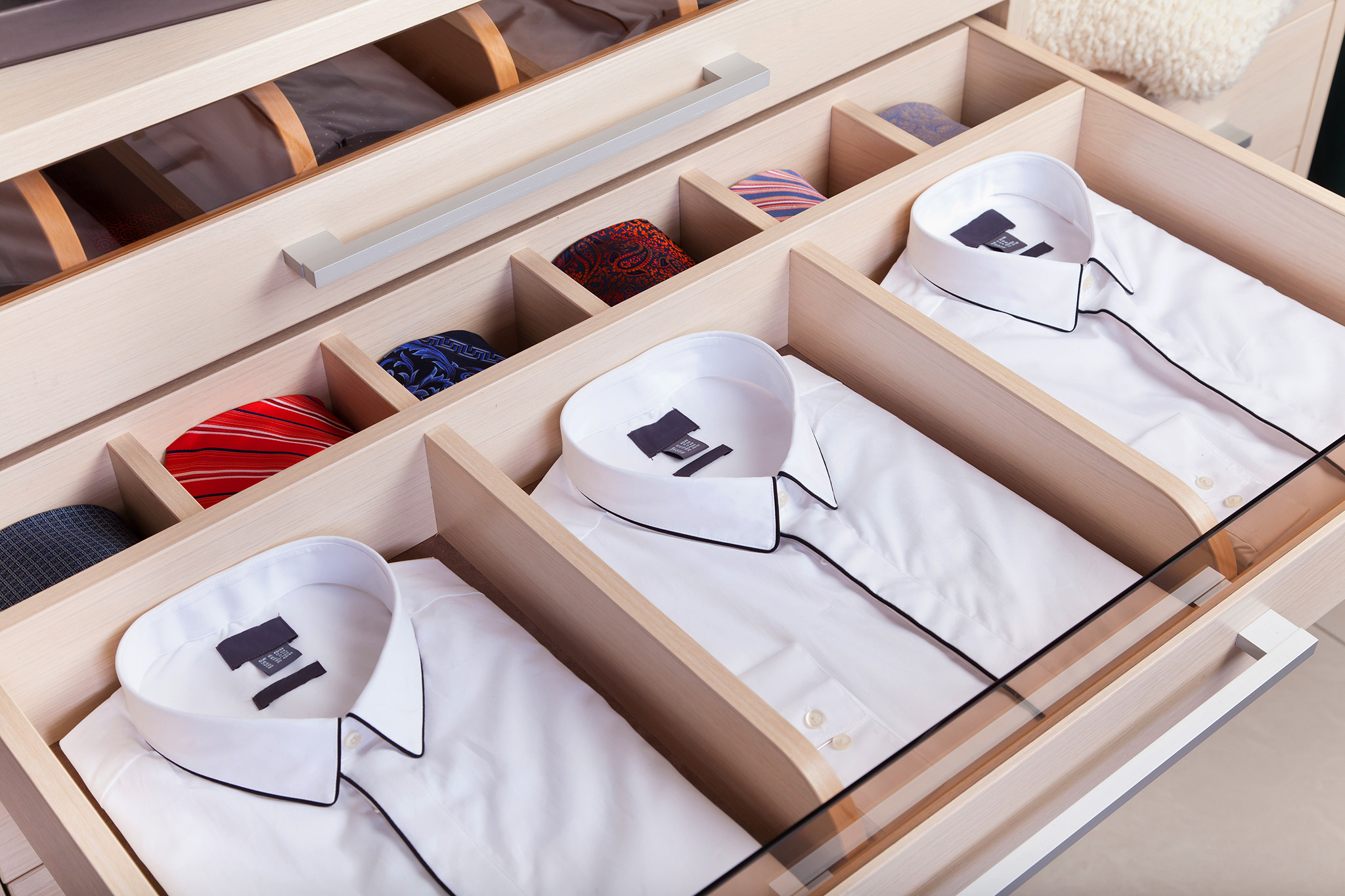 wardrobe drawer, bespoke wardrobes, wardrobe storage ideas