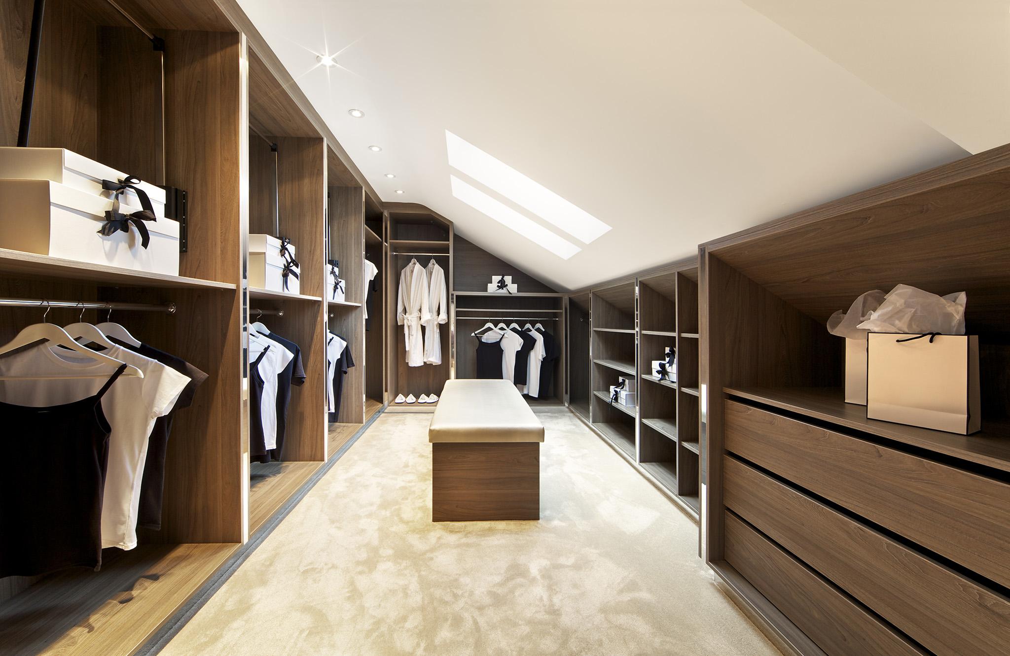 bespoke storage solutions, small bedroom furniture, wardrobe open storage