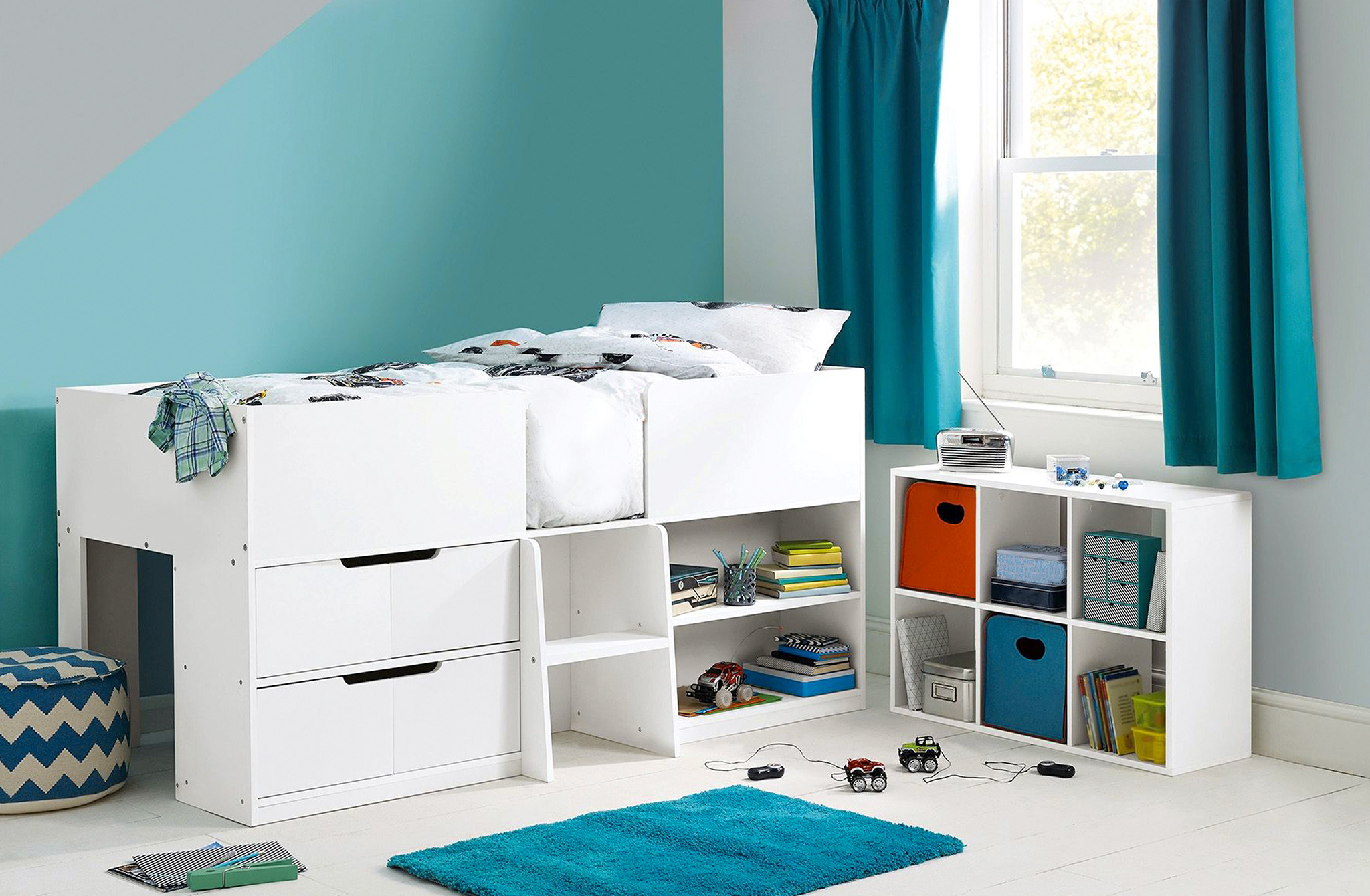 childrens storage, Childrens bedroom furniture