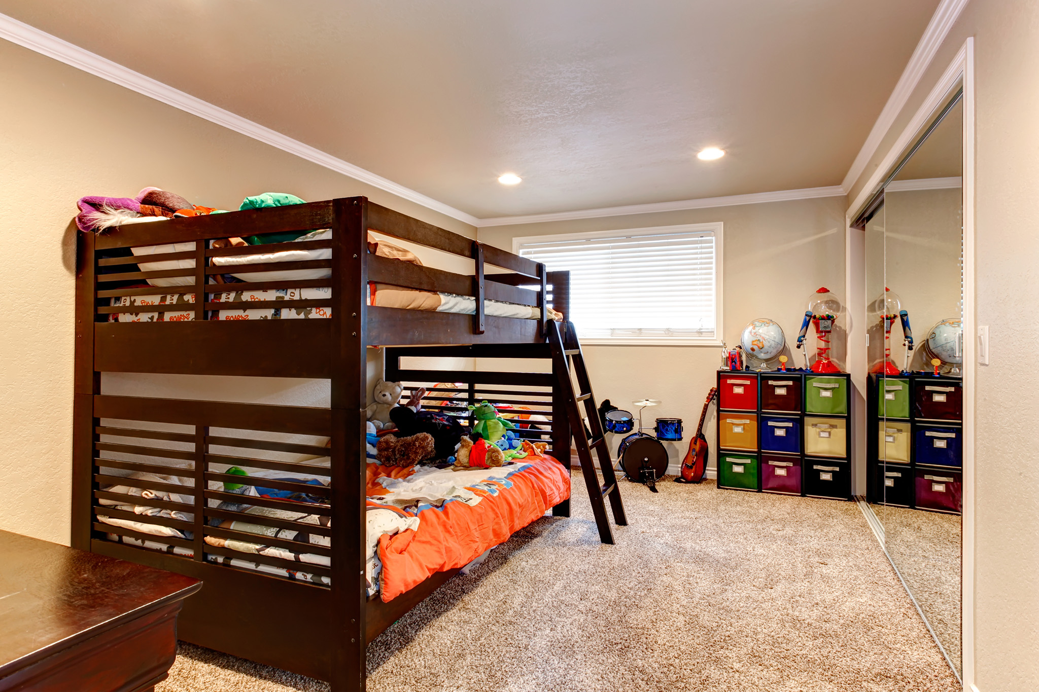 bunk beds, childrens bedroom ideas
