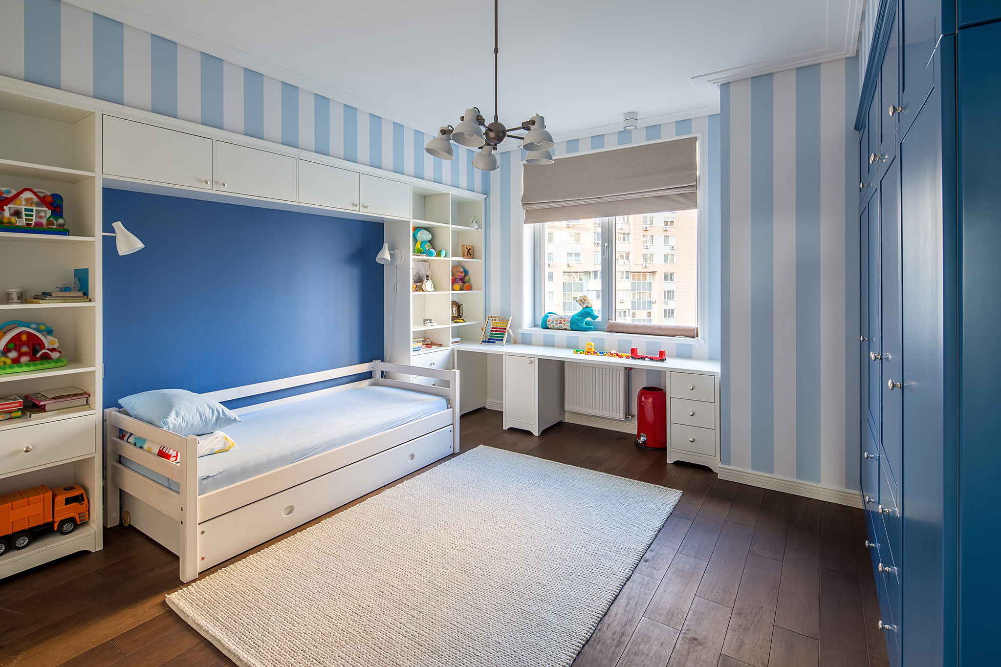 Fitted Wardrobes Ideas | Children's Bedroom Ideas