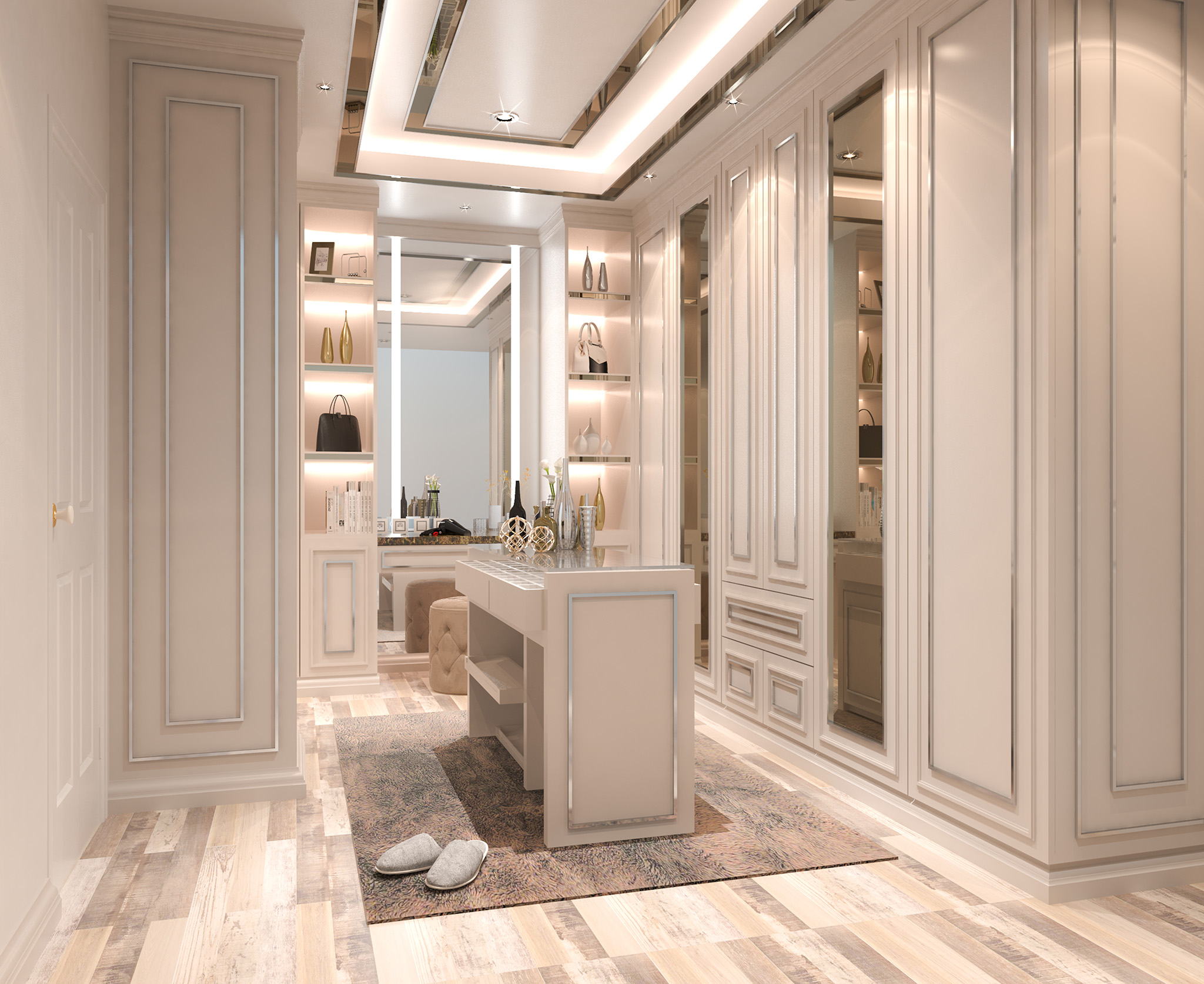 Fitted Wardrobes Ideas Stunning Luxury Dressing Rooms
