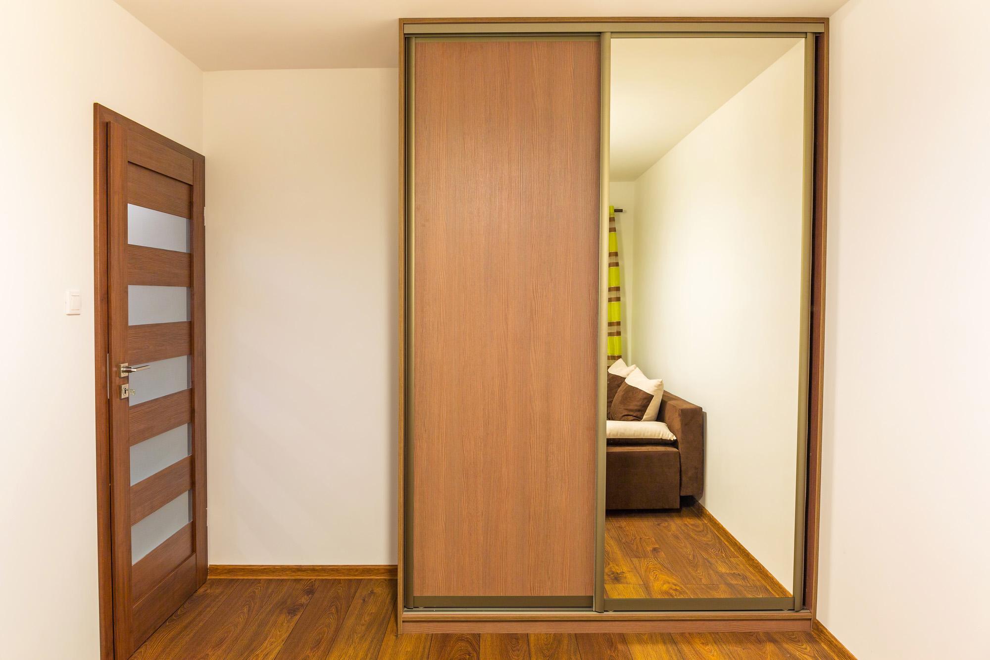 fitted two door wardrobe, bedroom funiture