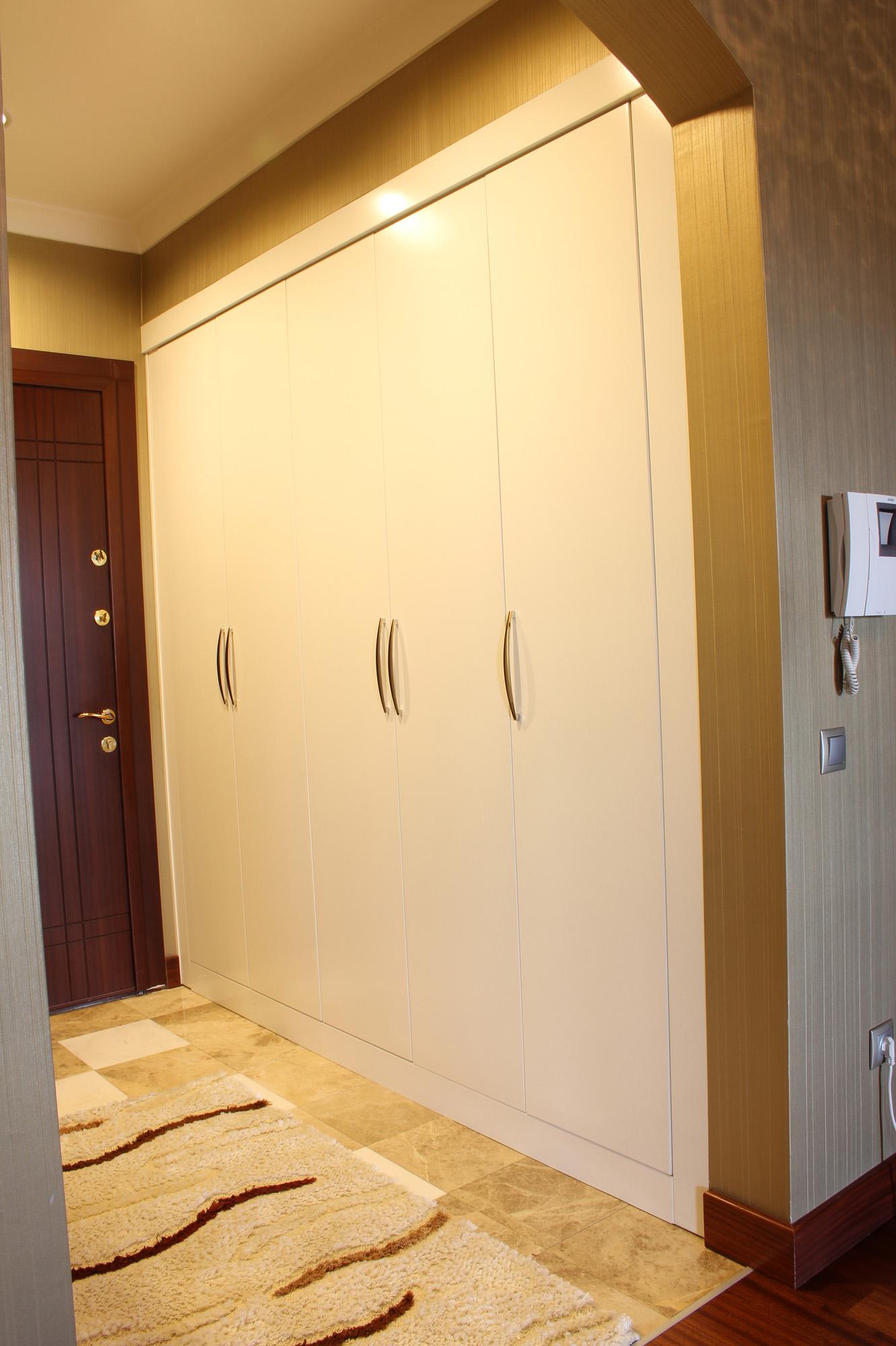 Fitted wardrobe interiors, wardrobe lights, wardrobe internal drawers