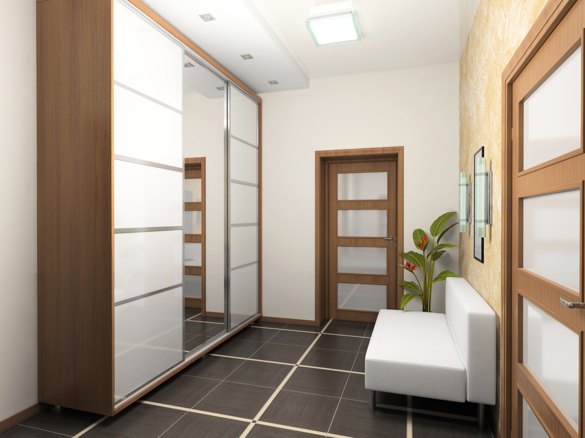 mirrored wardrobes with sliding doors, fitted wardrobe,
