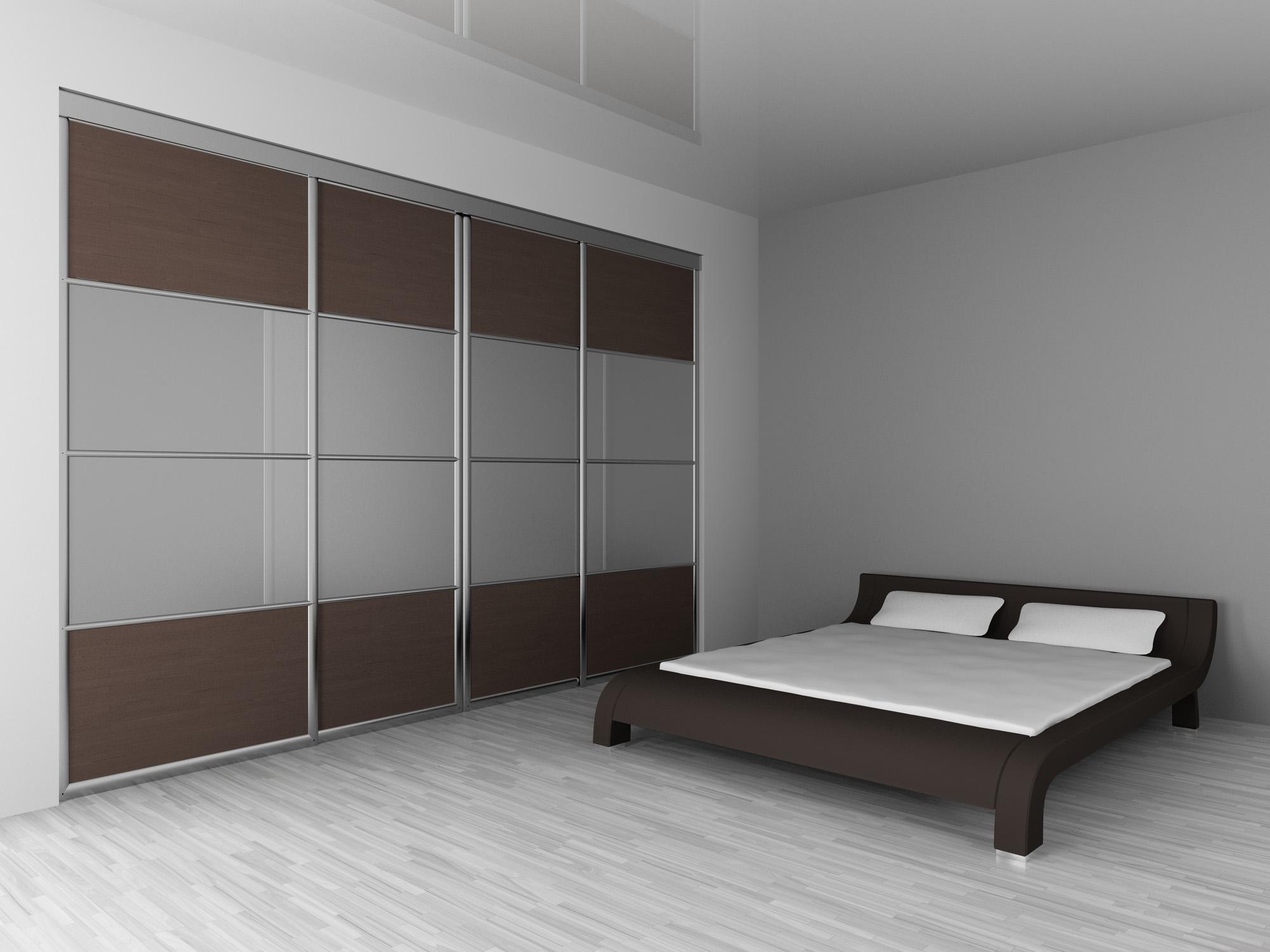 wardrobe with sliding doors, modern bedroom furniture