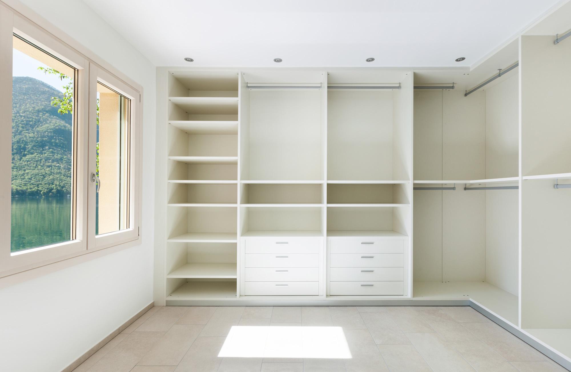 walk in wardrobe, corner wardrobe design, bedroom ideas