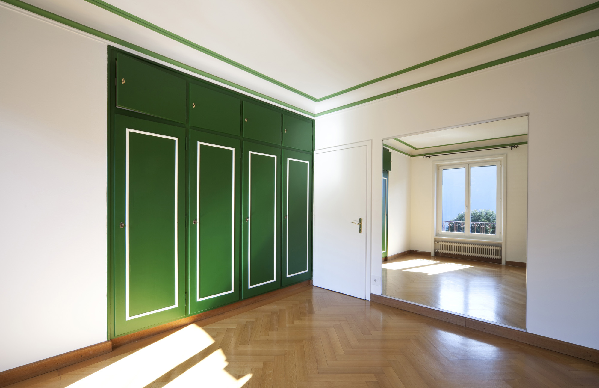 Fitted Wardrobes Ideas - Built in wardrobe design London
