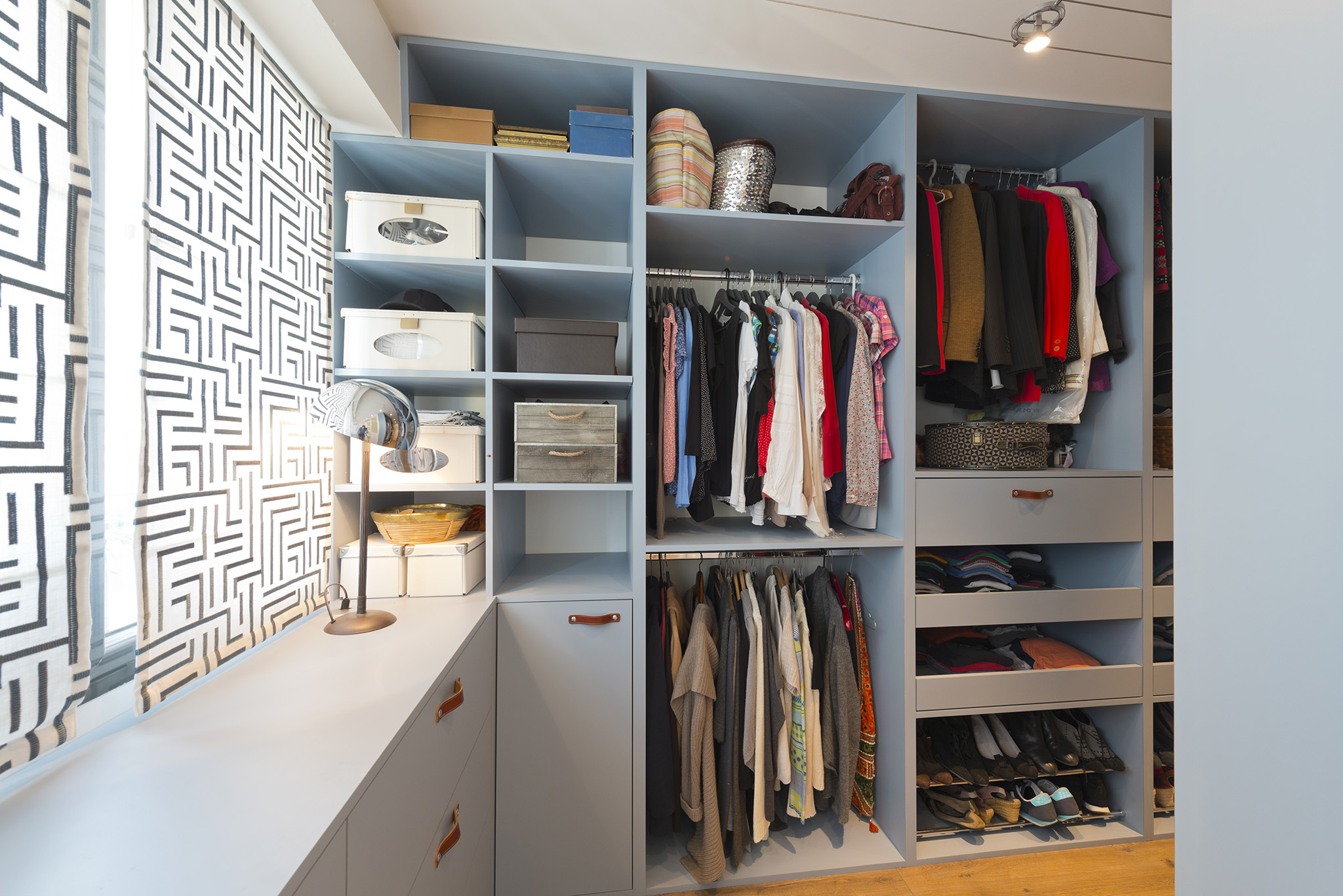 Fitted Wardrobes Ideas - Grey Wardrobe design Walk In Wardrobe Birmingham