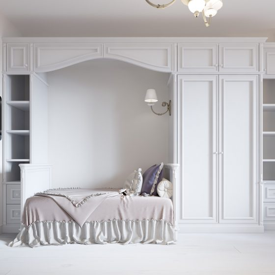 white wardrobes, wardrobe top storage, wardrobe with drawers