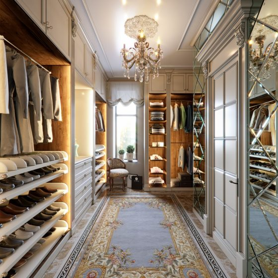 save up to 80% reasonably priced run shoes Fitted Wardrobes Ideas | Stunning Luxury Dressing Rooms