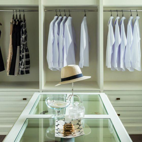dressing room furniture, dressing room design, dressing room island