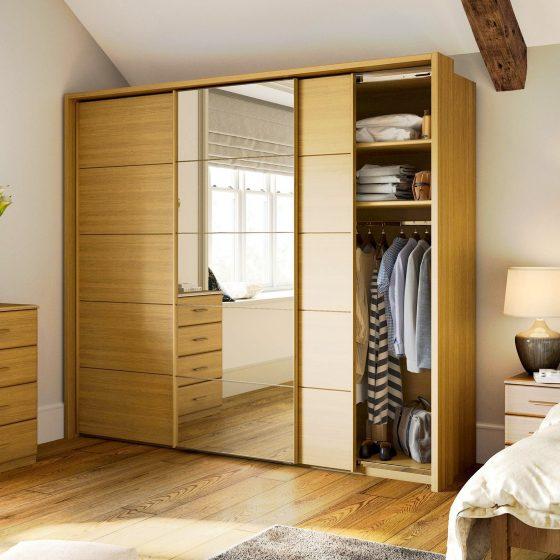 Fitted Wardrobes Ideas Elegant Mirrored Wardrobe Designs