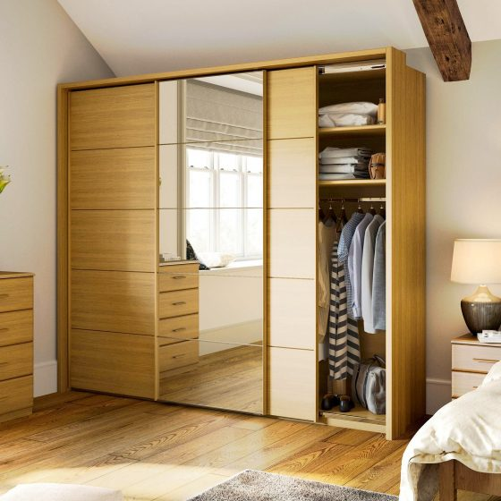 Inside Sliding Wardrobe Wardrobe Design Ideas Custom Wardrobe Closet